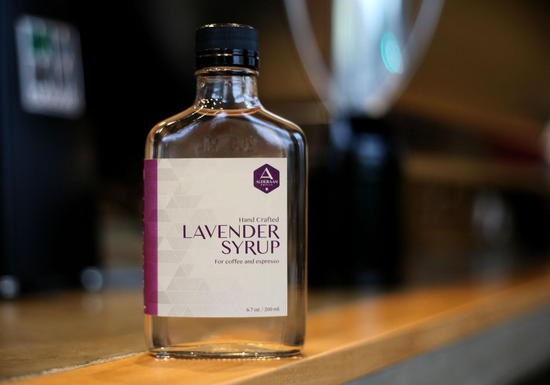 Lavender Syrup Alderaan Coffee