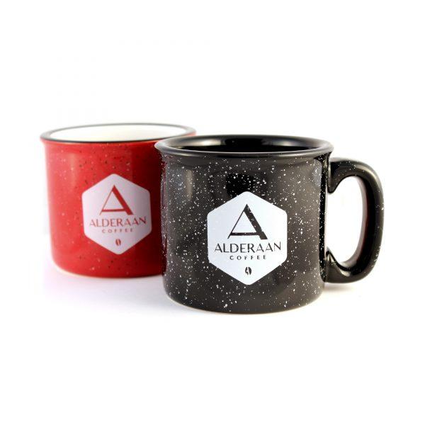Alderaan Campfire Mugs