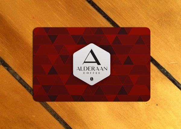 Alderaan Coffee Gift Card